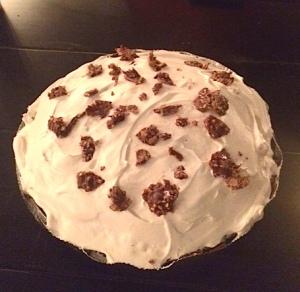 Ferrero Pie