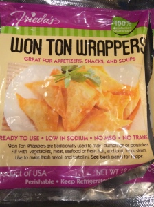 Won Ton Wrappers