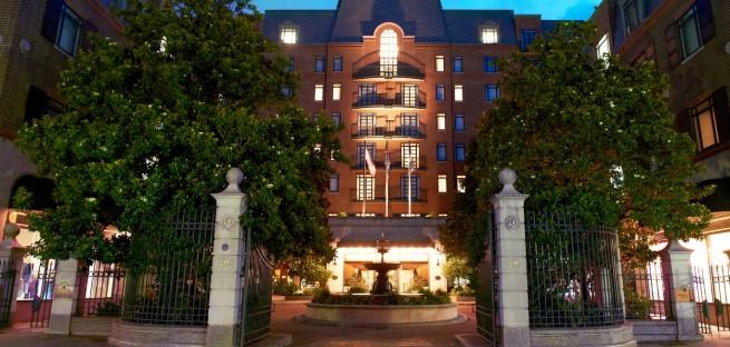 Charleston 2016- Belmond Hotel